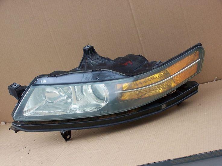 04-06 Acura TL Headlight HID Xenon Left LH OEM #Acura