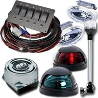 Pontoon Lights, LED pontoon lights