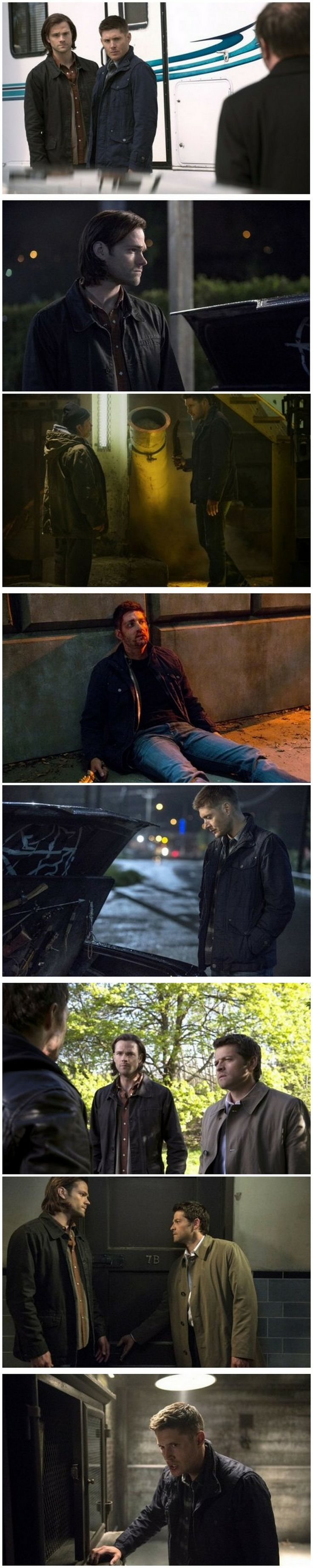 Promo photos - 9x23 Do You Believe in Miracles My heart is pounding!!!!!!! One more week!!!!!!!!!!!!!!!!!!!!!!