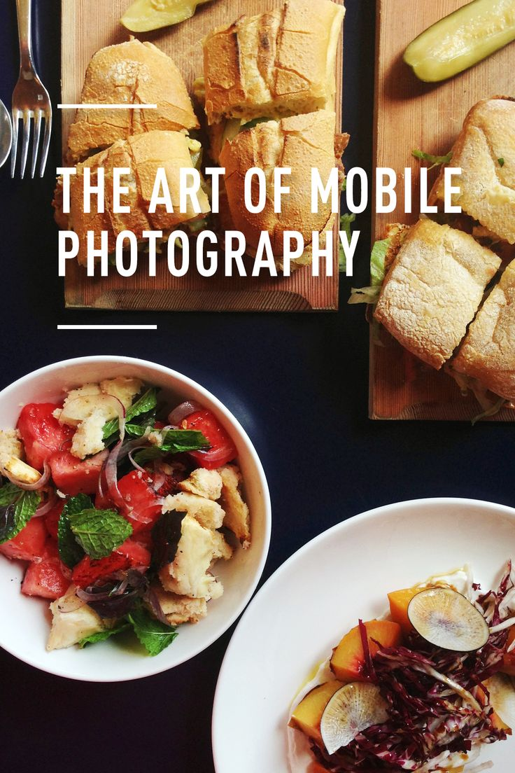 Art of Mobile Photography /
