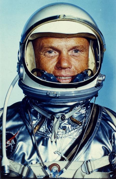 John Glenn, astronaut/senator | Those I Admire | Pinterest