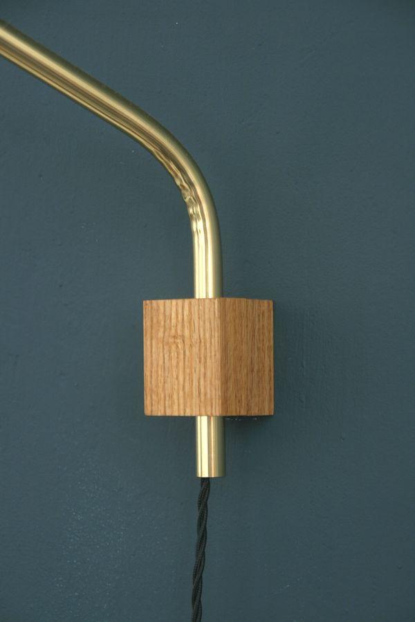 wall lamp mount