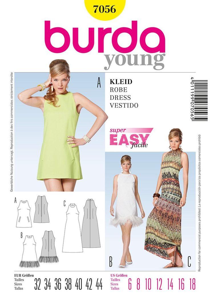 Mejores 8 imágenes de Patterns en Pinterest | Vestidos para niñas ...