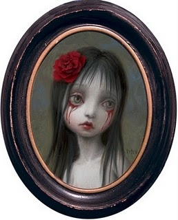 Rose-Mark Ryden... Call it what you will... This has always been one of my favorite paintings!!