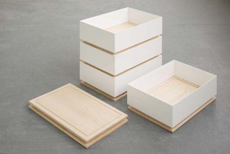 Modern Lunch Box - Hi-Rise by Asif Khan