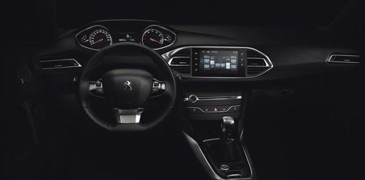 Nuova Peugeot 308 iCockpit: la rivoluzione nasce dalla semplicità
