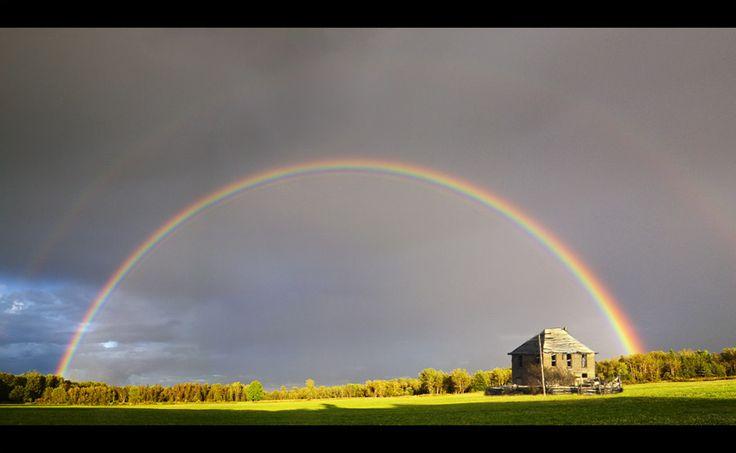 Double Rainbow  by Peter Baumgarten: Awesome Wonders, Rad Photos, God S Canvas, Double Rainbow, God S Awesome, Landscape Photography, Photography Art, Nature S Beauty