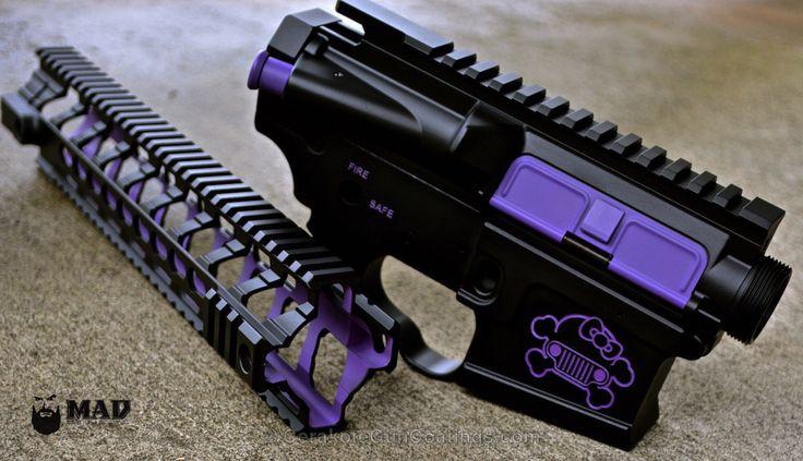 Cerakote Coatings H 217 Bright Purple Gun Colors