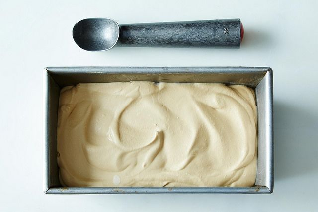 one step ice cream via Food52