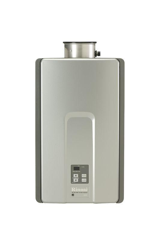 Rinnai RLX94i Whole House Natural Gas Tankless Water Heater with 192000 Maximum Tankless Water Heaters Whole House Gas/Propane