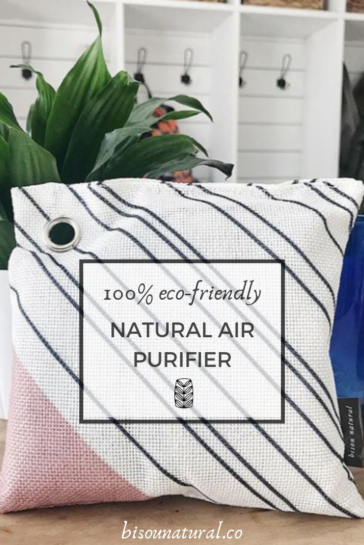 Premium activated charcoal air purifying bag. It helps to