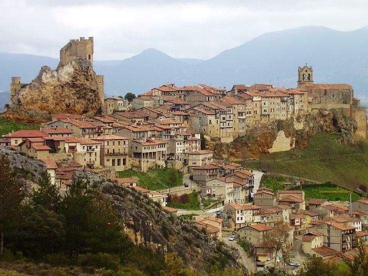 Frías, (Burgos, Castilla y León).