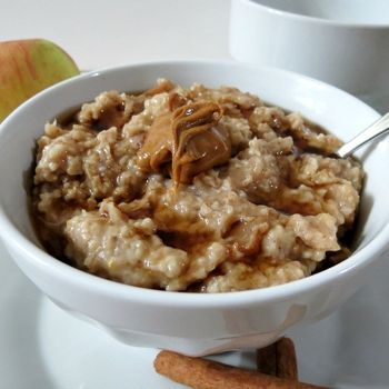 Apple & Cinnamon Oatmeal - Crockpot Recipe - ZipList