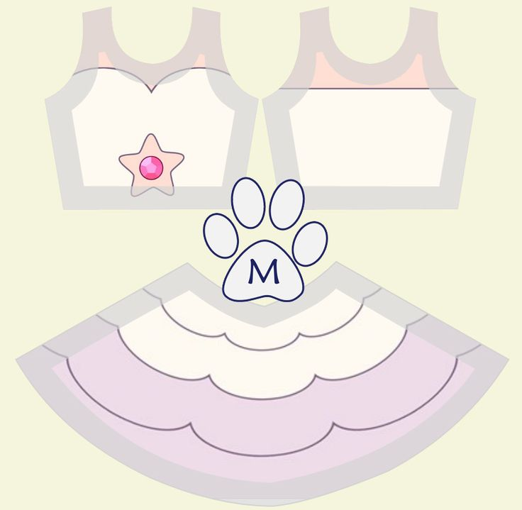 rose quartz dress pattern - Google Search