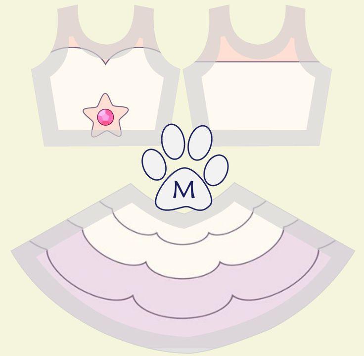 rose quartz dress pattern - Google Search