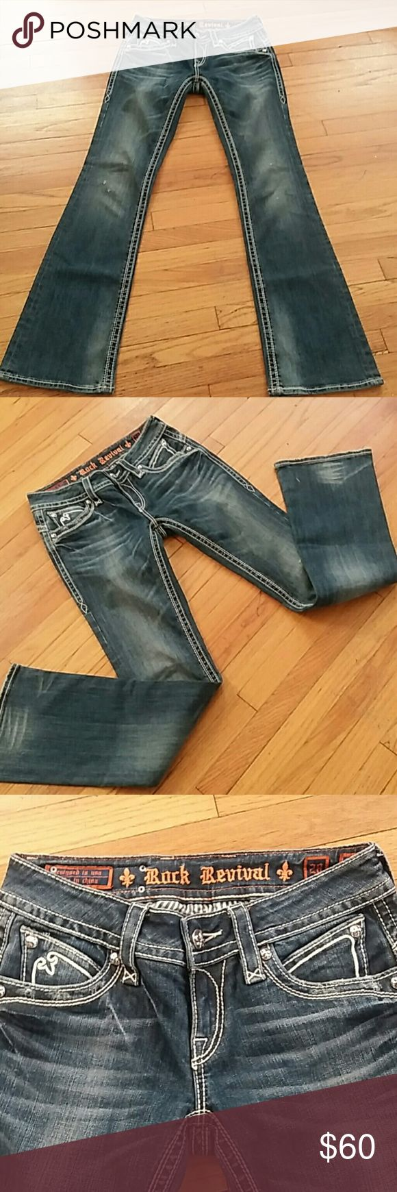 ROCK REVIVAL Nice women jeans Rock Revival Jeans