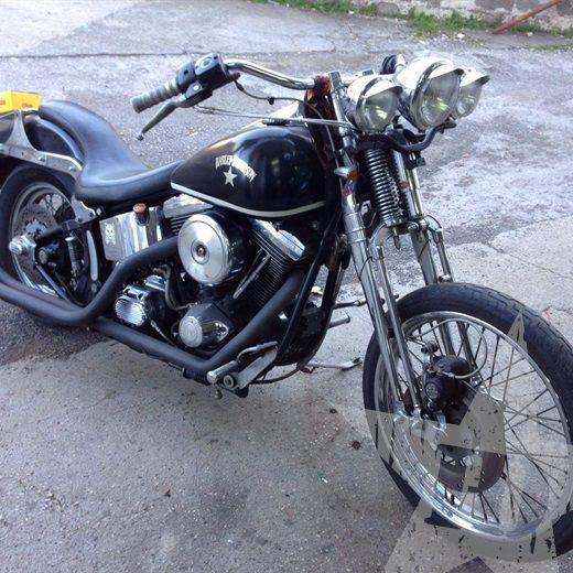 Nuovo Annuncio #Harley #Softail #Springer #Evolution1340 #Carburatore #Napoli pubblicato su http://mercatoharley.it