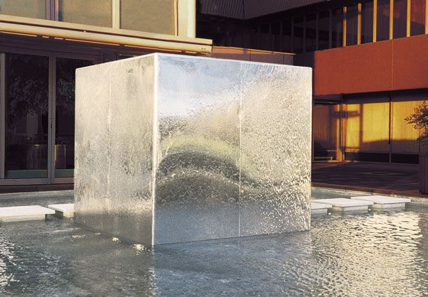 William Pye Water+Cube