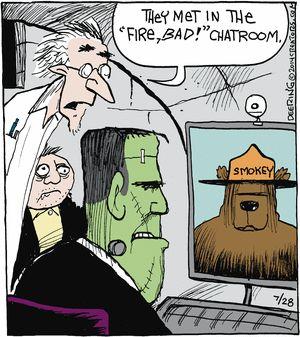 dddglobe36s favorite comics on gocomicscom halloween humorhalloween funhalloween cartoonsvintage - Halloween Fun Images