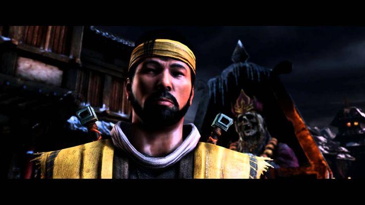Mortal Kombat X (10) Story Mode 1080p30 - SCORPION - Chapter -9-