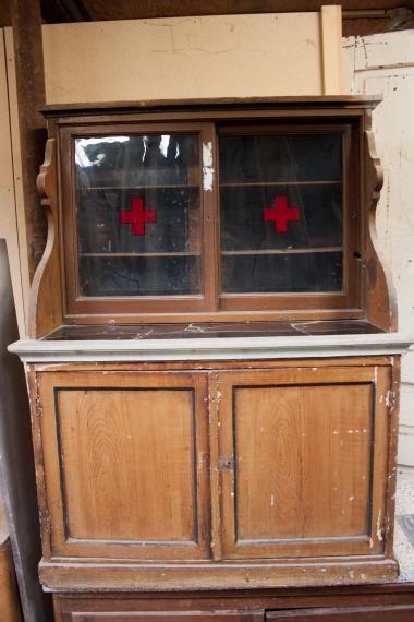Vintage Medicijnen Kast | Restoric