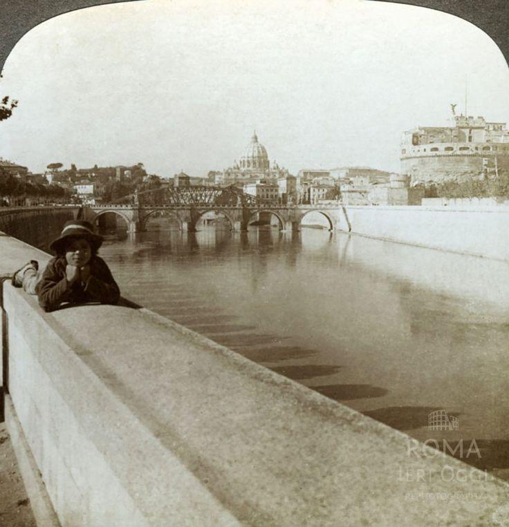Lungotevere Tor di Nona (1900 ca)