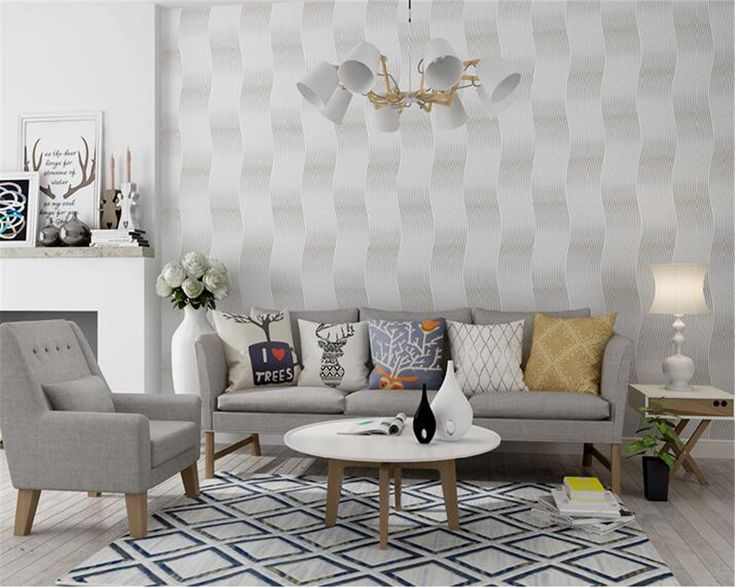 Beibehang Wallpaper For Walls 3 D Modern Square Grid Wallpaper Abstract Art  Restaurant Living Room TV Part 73
