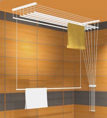 1000 ideas about etendoir linge on pinterest - Etendoir linge plafond ...