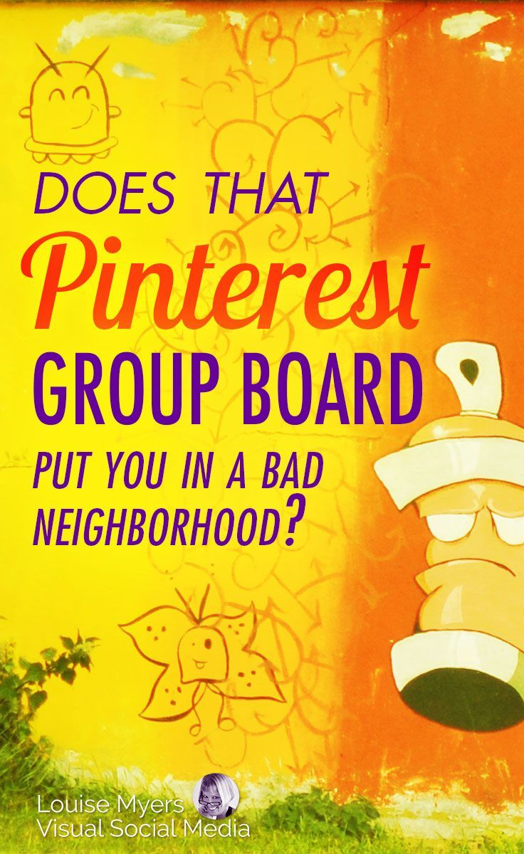 Pinterest marketing tips: Trying to evaluategroup boards? Click to blog for the easy way to discover which are helping you – and which are your slums. #pinterestmarketing #pinterestforbusiness #marketingtips #SMM #scoialmediamarketing #pinteresttips