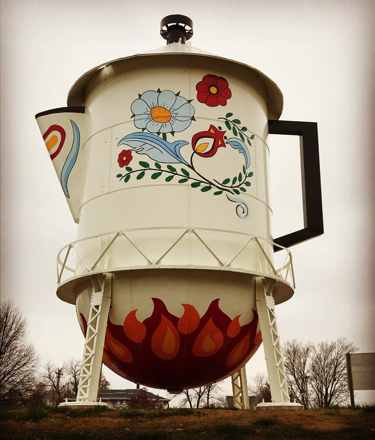 Stanton Water tower, Iowa, Awesome