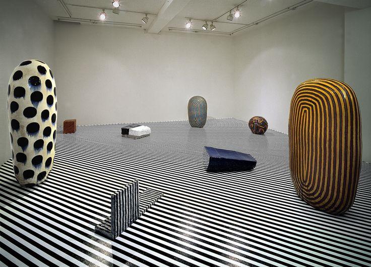 JUN KANEKO Installation 1991 Takagi: