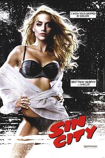 Sin City Movie Poster