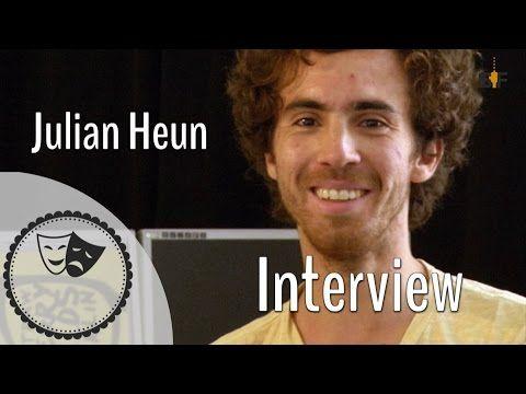 Interview mit Julian Heun - YouTube