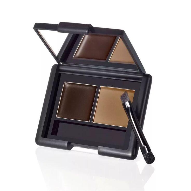 paleta cejas elf cosmetics tono dark - baires beauty shop