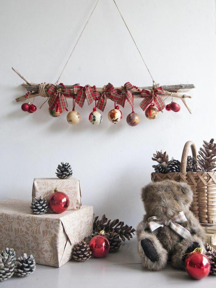The K 울산 인테리어 크리스마스 벽트리로 감성을 더하다 네이버 블로그 꽃 벽 장식 크리스마스 벽 장식 크리스마스 공예
