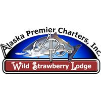 Sitka Alaska fishing lodge, offering mult-day salmon and halibut fishing packages with Alaska Premier Charters Inc, and Wild Strawberry Lodge, Sitka, Alaska. Come enjoy Alaska's premier fishing lodge, our great guiding staff, top-quality fishing gear and boats.