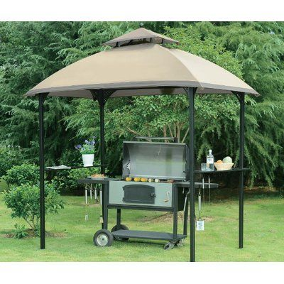 Sunjoy Replacement Canopy For Windsor Grill Gazebo