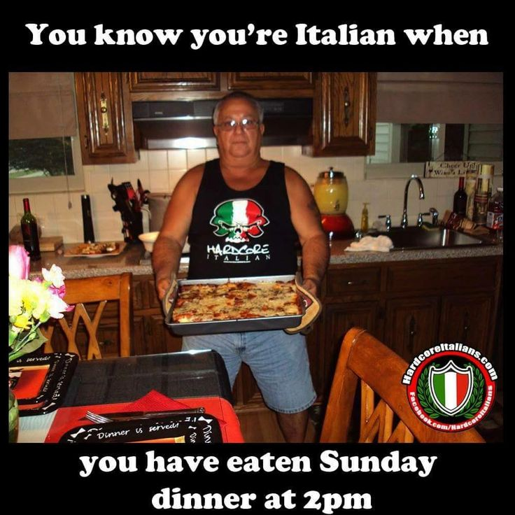 italian sunday dinner essay Traditional italian sunday dinner growing up there was really nothing formal about sunday dinner the most important thing was that we were all together.