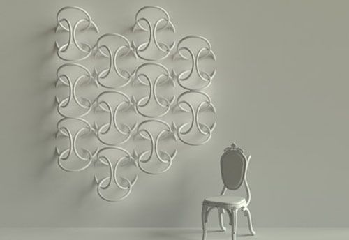 Flos Soft Architecture Wall Piercing lights
