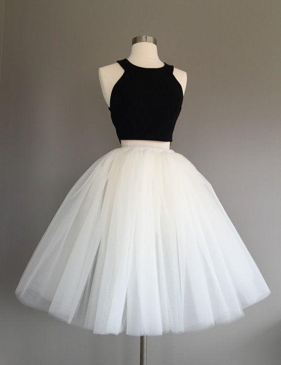 Vestido de doble pieza Color Black&White❤