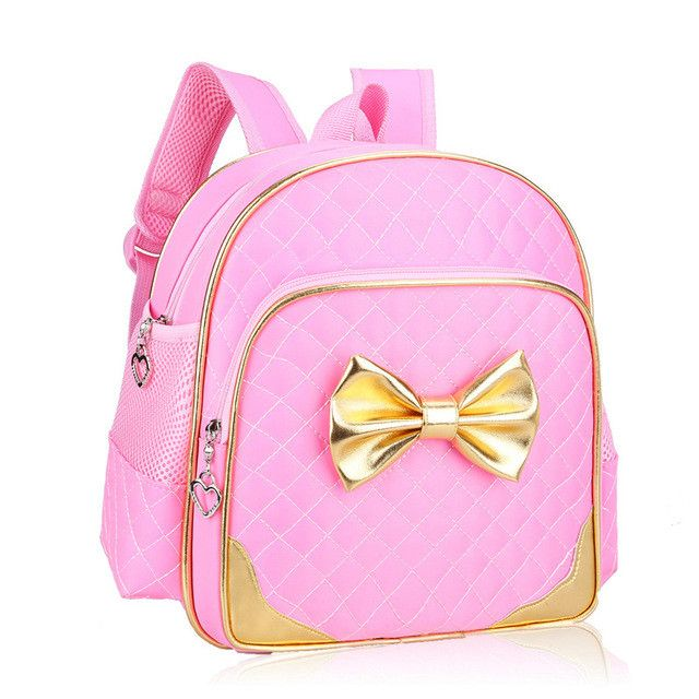 Chuwanglin High Quality Nylon Girl Backpack New Fashion Children School Bags Girls School Backpacks Child Book Bag ZDD11102