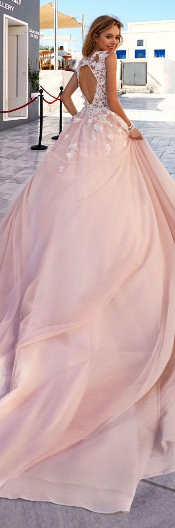 Encantador Steven Khalil Precios Vestidos De Novia Adorno ...