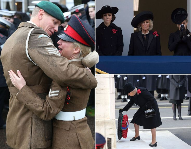 Remembrance Sunday and the annual festival of Remembrance in pictures