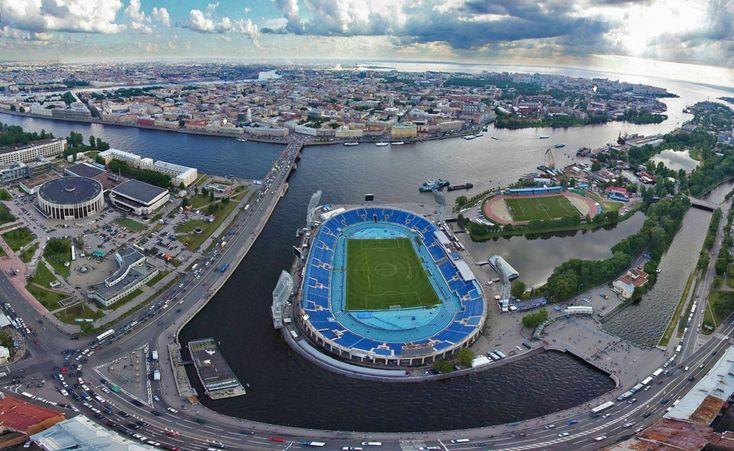 stadion petrovski - Google Search