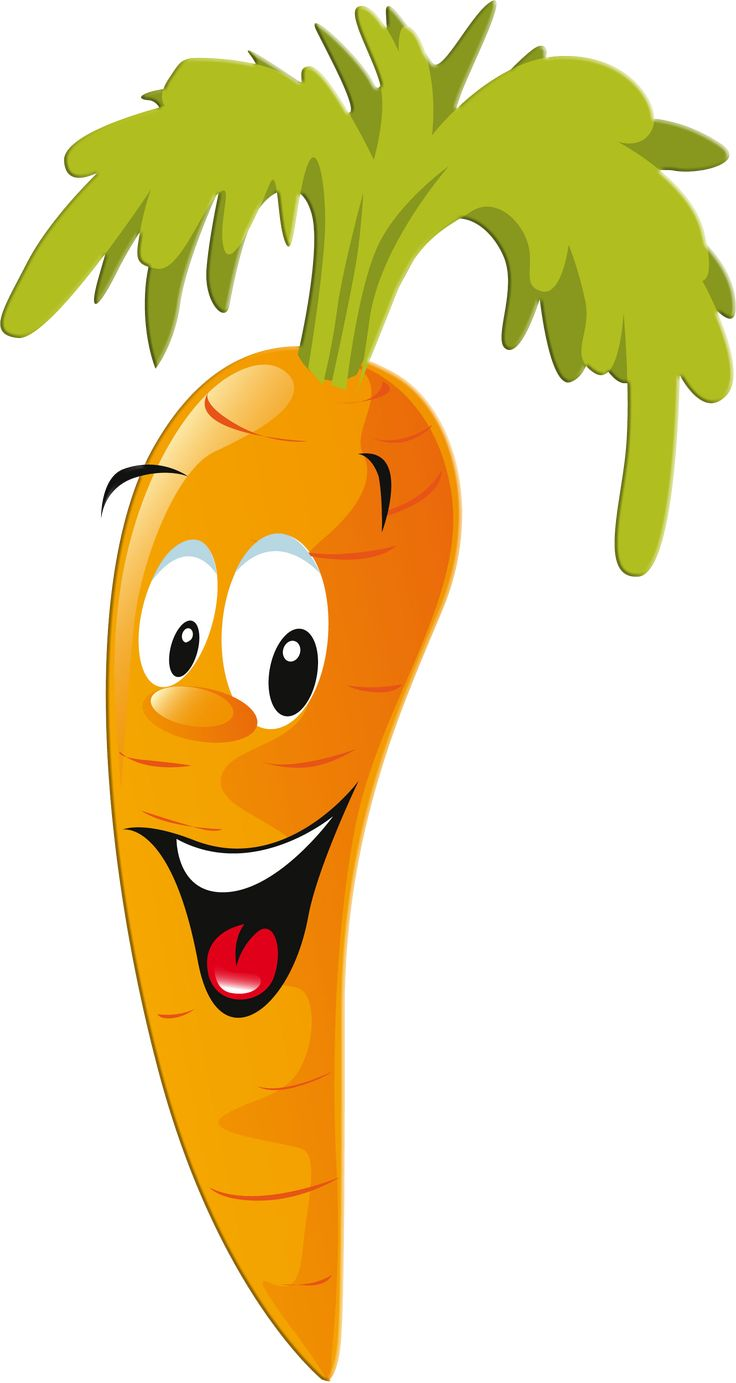 Free Carrot Clipart Pictures - Food Free Printable Clipart  Clip art, Food clipart, Carrots