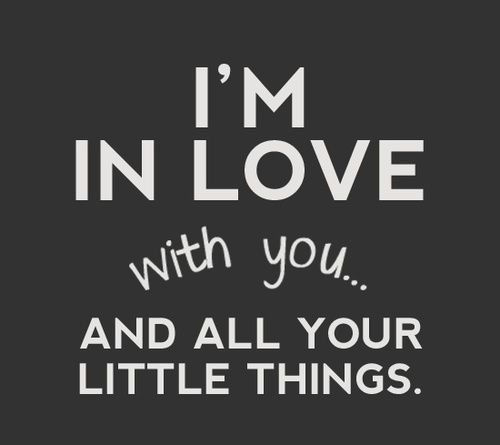 Aww. I so love this.     My boyfriend dedicated this song to me.     Little things - One Direction