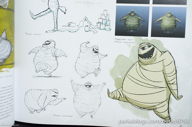 The Art and Making of Hotel Transylvania by Parka81, via Flickr