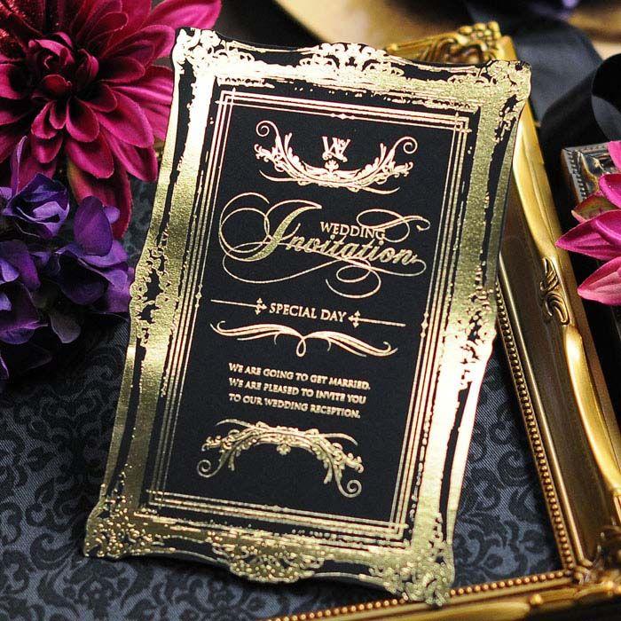 招待状手作りセット「ル・クロエ」(1名分)/結婚式 を販売する「ファルベ」は、おしゃれな結婚式アイテム専門店。結婚式の招待状や、両親のプレゼントなどウェディングに必要なものはおまかせ下さい。オリジナルギフトや招待状の制作もぜひご相談ください。