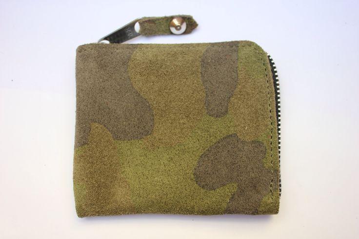 Portafogli camuflage unisex