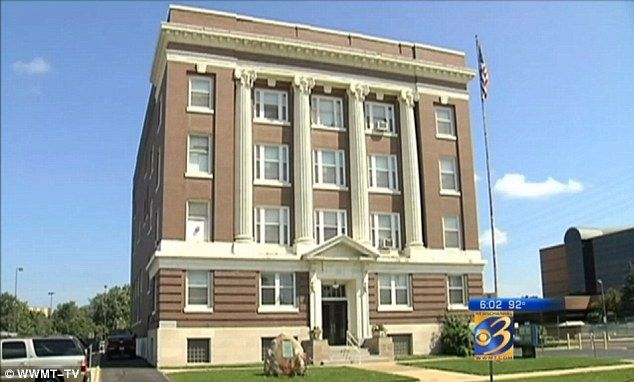 Shocking: Police officers found two people having sex (and men filming the act) and naked women dancing on stage at a Masonic Lodge in Michigan......The Battle Creek Freemasons refused to comment on camera for the TV station, but insisted that the orgy was part of the secret society's rituals....then later said they had rented the hall out to someone else & had nothing to do with it...hmmmm.